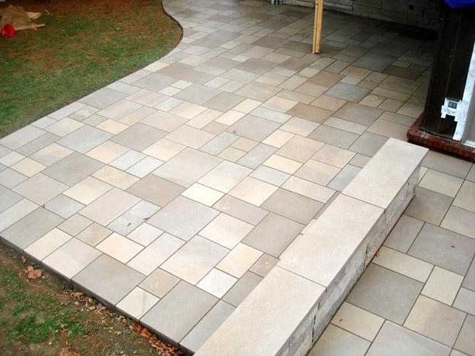 Hessel Stone Fabrication - Indiana Limestone - Patio Stone Photo