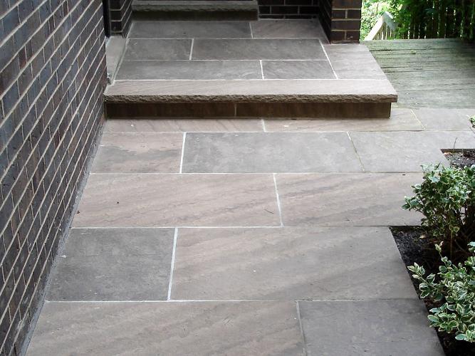 Brown Wave   Quality Patio Stone Masonry By Hessel Stone